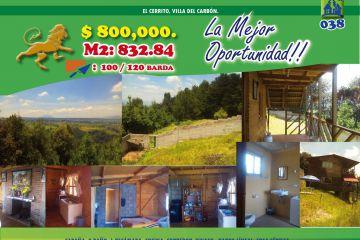 Foto de casa en venta en El Cerrito, Villa del Carbón, México, 2470022,  no 01
