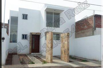 Foto de casa en venta en del maiz 18, áfrica, guadalupe, zacatecas, 2380134 no 01