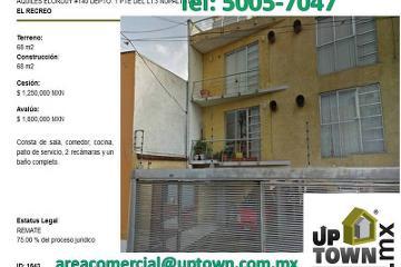 Foto de departamento en venta en  , del recreo, azcapotzalco, distrito federal, 523119 No. 01