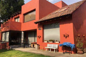 Foto de casa en venta en La Manzanita, Cuajimalpa de Morelos, Distrito Federal, 2764781,  no 01