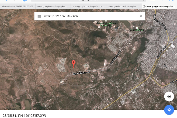 Foto de terreno habitacional en venta en  , diamante reliz, chihuahua, chihuahua, 1173119 No. 01