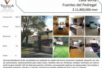 Foto de casa en venta en Fuentes del Pedregal, Tlalpan, Distrito Federal, 2505345,  no 01