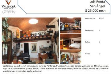 Foto de departamento en renta en Chimalistac, Álvaro Obregón, Distrito Federal, 2844983,  no 01