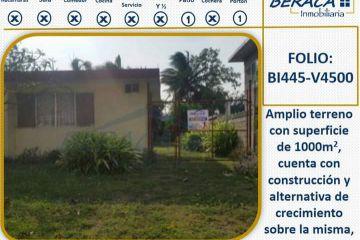 Foto de terreno habitacional en venta en Jacarandas, Ciudad Madero, Tamaulipas, 4638535,  no 01