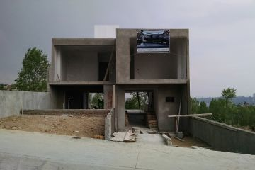 Foto de casa en condominio en venta en Bosque Real, Huixquilucan, México, 1766728,  no 01
