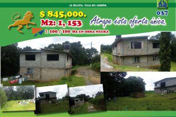 Foto de casa en venta en La Bellota 2, Villa del Carbón, México, 2470008,  no 01