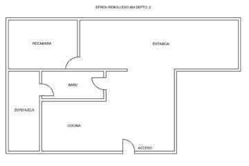 Foto de departamento en renta en efren rebolledo 54 int2, obrera, cuauhtémoc, df, 1037347 no 01