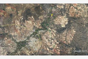Foto de terreno habitacional en venta en el molino 8, rio grande centro, río grande, zacatecas, 3870196 No. 01