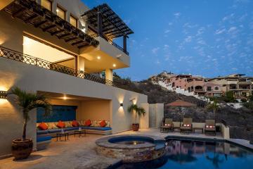 Foto de casa en renta en  , el pedregal, los cabos, baja california sur, 577936 No. 01