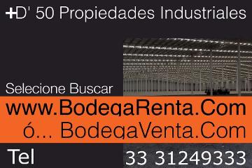 Foto de nave industrial en renta en  , el rosario, guadalajara, jalisco, 1272605 No. 01