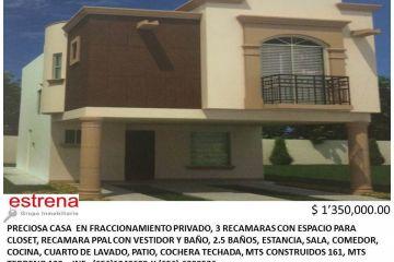 Foto de casa en venta en, exhipódromo, juárez, chihuahua, 2135729 no 01