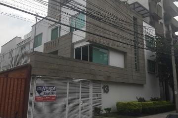 Foto de casa en venta en  , extremadura insurgentes, benito juárez, distrito federal, 2828216 No. 01