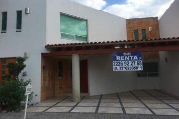 Foto de casa en renta en Lomas de Angelópolis Closster 222, San Andrés Cholula, Puebla, 2763798,  no 01