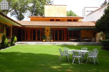 Foto de casa en venta en San Jerónimo Lídice, La Magdalena Contreras, Distrito Federal, 824939,  no 01