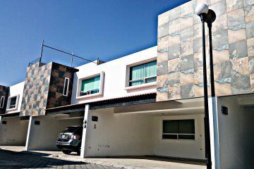 Foto de casa en condominio en venta en Emiliano Zapata, San Andrés Cholula, Puebla, 1637126,  no 01