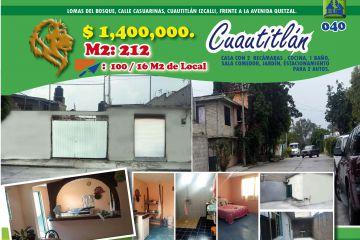 Foto de casa en venta en Lomas del Bosque, Cuautitlán Izcalli, México, 2469983,  no 01