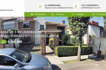 Foto de casa en condominio en venta en Lomas de La Herradura, Huixquilucan, México, 2996660,  no 01
