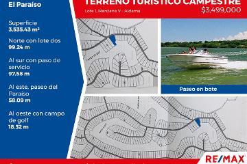Foto de terreno habitacional en venta en fraccionamiento el paraíso 12, aldama, aldama, tamaulipas, 4405669 No. 01