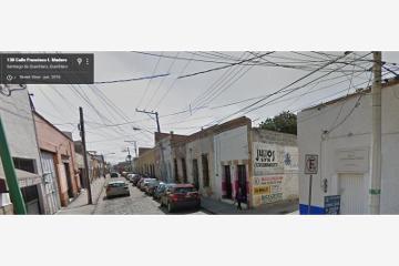 Foto de terreno comercial en venta en francisco i. madero 108, centro, querétaro, querétaro, 0 No. 01