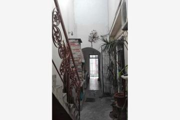 Foto de casa en venta en francisco javier mina 817, barrio antiguo cd. solidaridad, monterrey, nuevo león, 0 No. 01