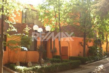Foto de casa en condominio en renta en francisco villarreal 0, el molino, cuajimalpa de morelos, distrito federal, 2766369 No. 01