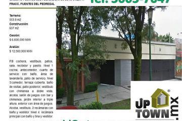 Foto de casa en venta en  , fuentes del pedregal, tlalpan, distrito federal, 521743 No. 01