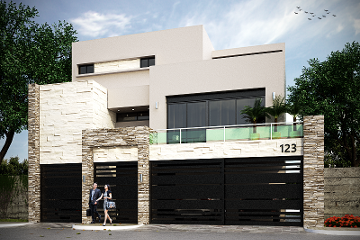 Foto de casa en venta en  , fuentes del valle, san pedro garza garcía, nuevo león, 2834378 No. 01