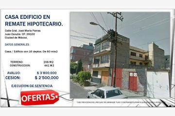 Foto de edificio en venta en  77, juan escutia, iztapalapa, distrito federal, 2974674 No. 01