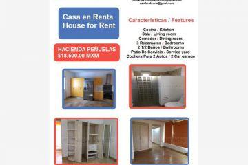 Foto de casa en renta en hacienda peñuelas 1, aldama, irapuato, guanajuato, 1622994 no 01