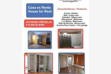 Foto de casa en renta en hacienda peñuelas 1, aldama, irapuato, guanajuato, 1622994 No. 01