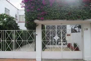 Foto de casa en renta en  , insurgentes san borja, benito juárez, distrito federal, 2563190 No. 01