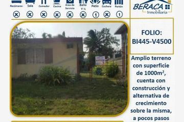 Foto de terreno habitacional en venta en  , jacarandas, ciudad madero, tamaulipas, 4653574 No. 01