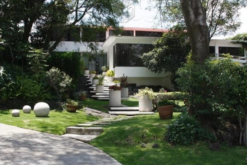 Foto de casa en renta en  , jardines del pedregal, álvaro obregón, distrito federal, 2869785 No. 01