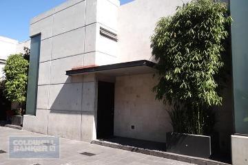 Foto de casa en condominio en renta en josé maría castorena 619, el molino, cuajimalpa de morelos, distrito federal, 2816202 No. 01