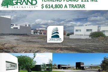 Foto de terreno habitacional en venta en  , juriquilla, querétaro, querétaro, 0 No. 01