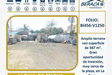 Foto de terreno habitacional en venta en  , la barra, ciudad madero, tamaulipas, 4590940 No. 01