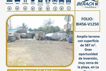 Foto de terreno habitacional en venta en  , la barra, ciudad madero, tamaulipas, 4659896 No. 01