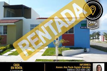 Foto de casa en renta en  , la comarca, villa de álvarez, colima, 2805859 No. 01