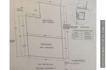 Foto principal de terreno habitacional en venta en la cruz 2429228.