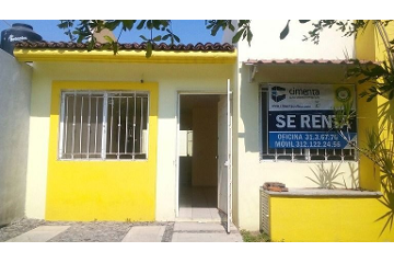 Foto de casa en renta en  , la rivera, colima, colima, 1394167 No. 01