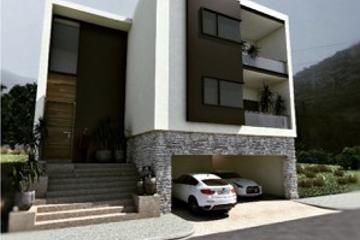 Foto de casa en venta en  , la toscana, monterrey, nuevo león, 0 No. 01
