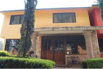 Foto de casa en venta en  , la virgen, metepec, méxico, 1685428 No. 01