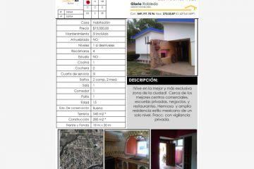 Foto principal de casa en renta en las huertas, campestre la herradura 1571256.