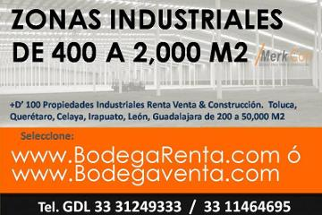 Foto de nave industrial en renta en  000, lázaro cárdenas sur, guadalajara, jalisco, 2917712 No. 01