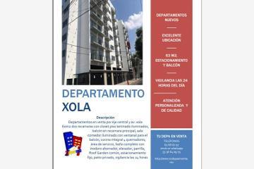 Foto de departamento en venta en  16, álamos, benito juárez, distrito federal, 2997907 No. 01