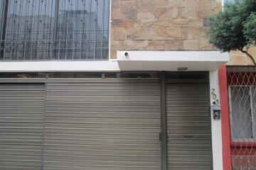 Foto de casa en renta en  , letrán valle, benito juárez, distrito federal, 2433937 No. 01
