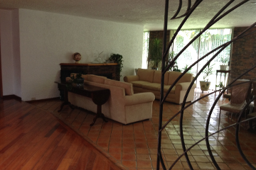 Foto de casa en renta en  , lomas de chapultepec i sección, miguel hidalgo, distrito federal, 1192371 No. 01