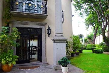 Foto de casa en renta en  , lomas de chapultepec ii sección, miguel hidalgo, distrito federal, 2466276 No. 01
