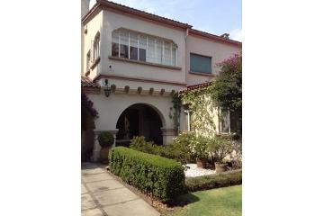 Foto de casa en venta en  , lomas de chapultepec vi sección, miguel hidalgo, distrito federal, 2912001 No. 01