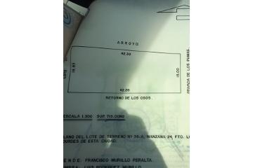 Foto de terreno habitacional en venta en  , lomas de lourdes, saltillo, coahuila de zaragoza, 2052094 No. 01